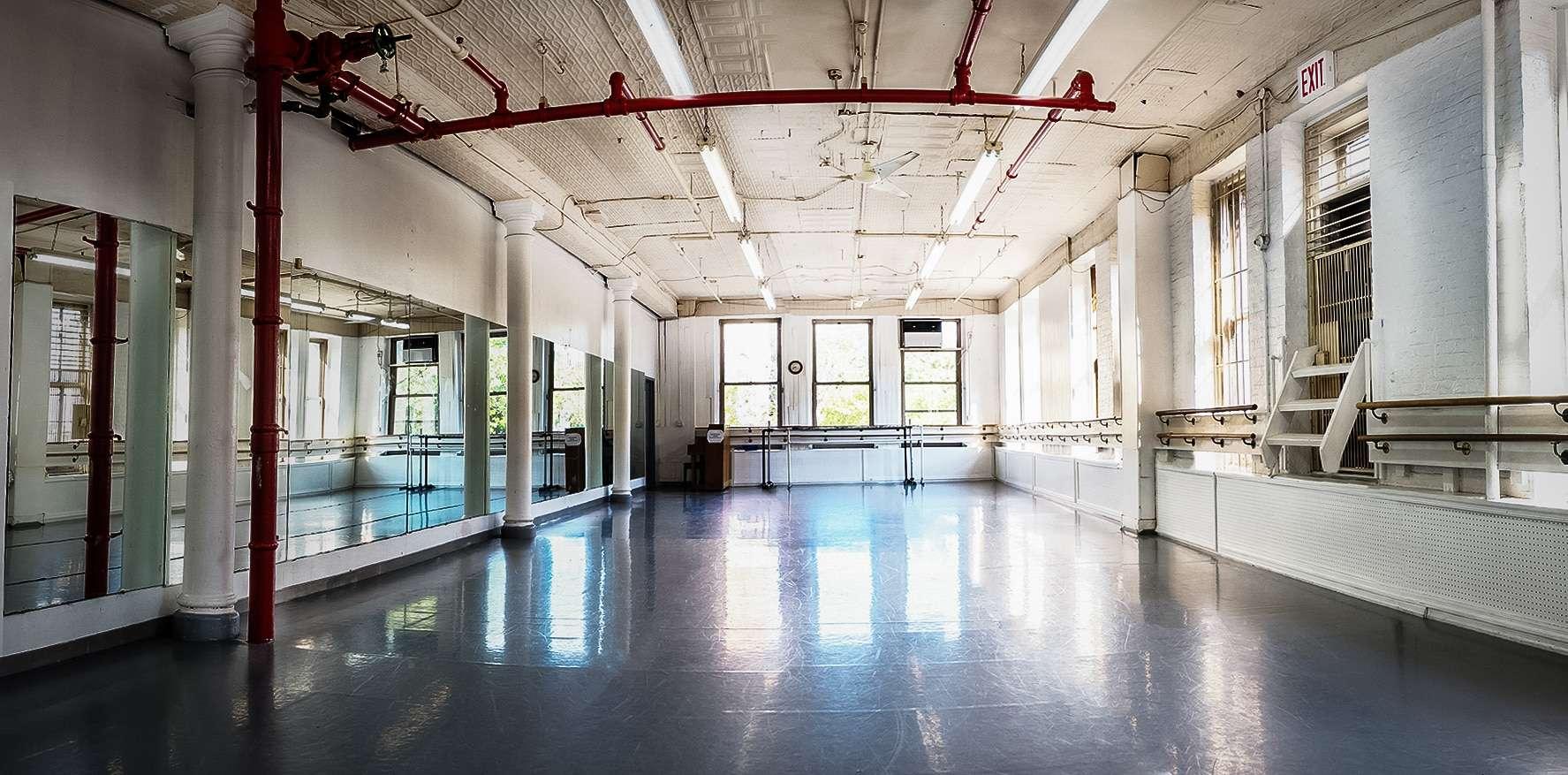 NYC Joffrey Studio